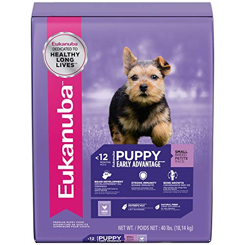 Eukanuba Puppy Small Breed Puppy Food 40 Pounds