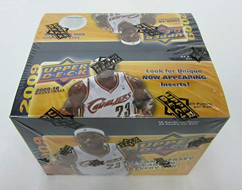 - 2009/10 Upper Deck Basketball Box (Retail)