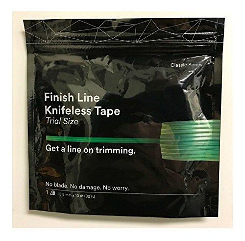 372329e9b312e Galleon - 3M FINISH LINE KNIFELESS VINYL WRAP GRAPHIC CUTTING TAPE 1 ...