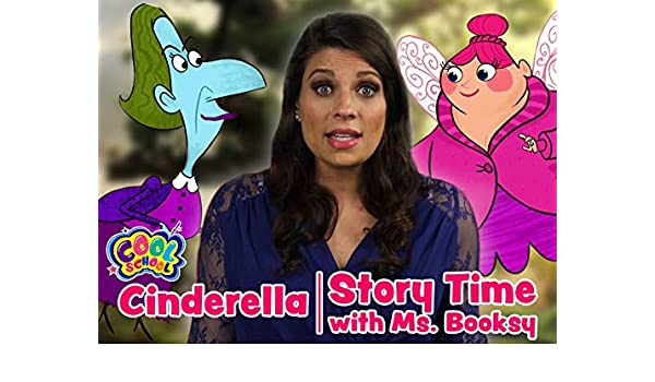 Watch Cinderella Story Time with Ms