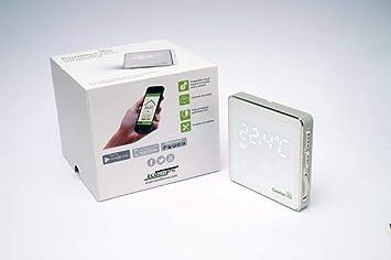 Green Cell Termostato Wifi para Smartphone – modelo de pared con...