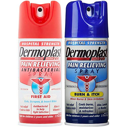 Dermoplast Pain Relief Antibacterial Spray product image