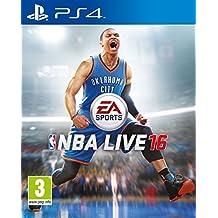NBA Live 16 (PlayStation 4) (UK)