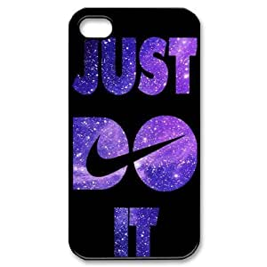 Fashion Just Do It Personalized For Ipod Touch 5 Cover Rubber Silicone Case Cover -CCINO