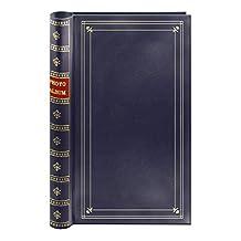 Pioneer Photo Albums Bi-Directional Memo Pocket Album, Navy Blue