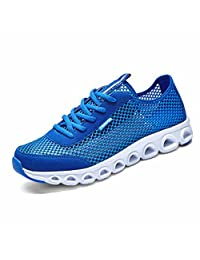 CHNHIRA Men Ultra Lightweight Jogging Running Shoe