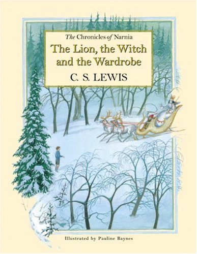 The Lion, the Witch and the Wardrobe Color Gift Edition (Narnia) pdf