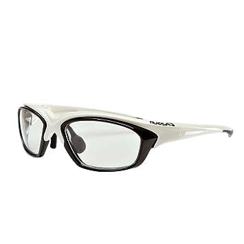 eassun RX Gafas De Sol, Unisex, Blanco, S