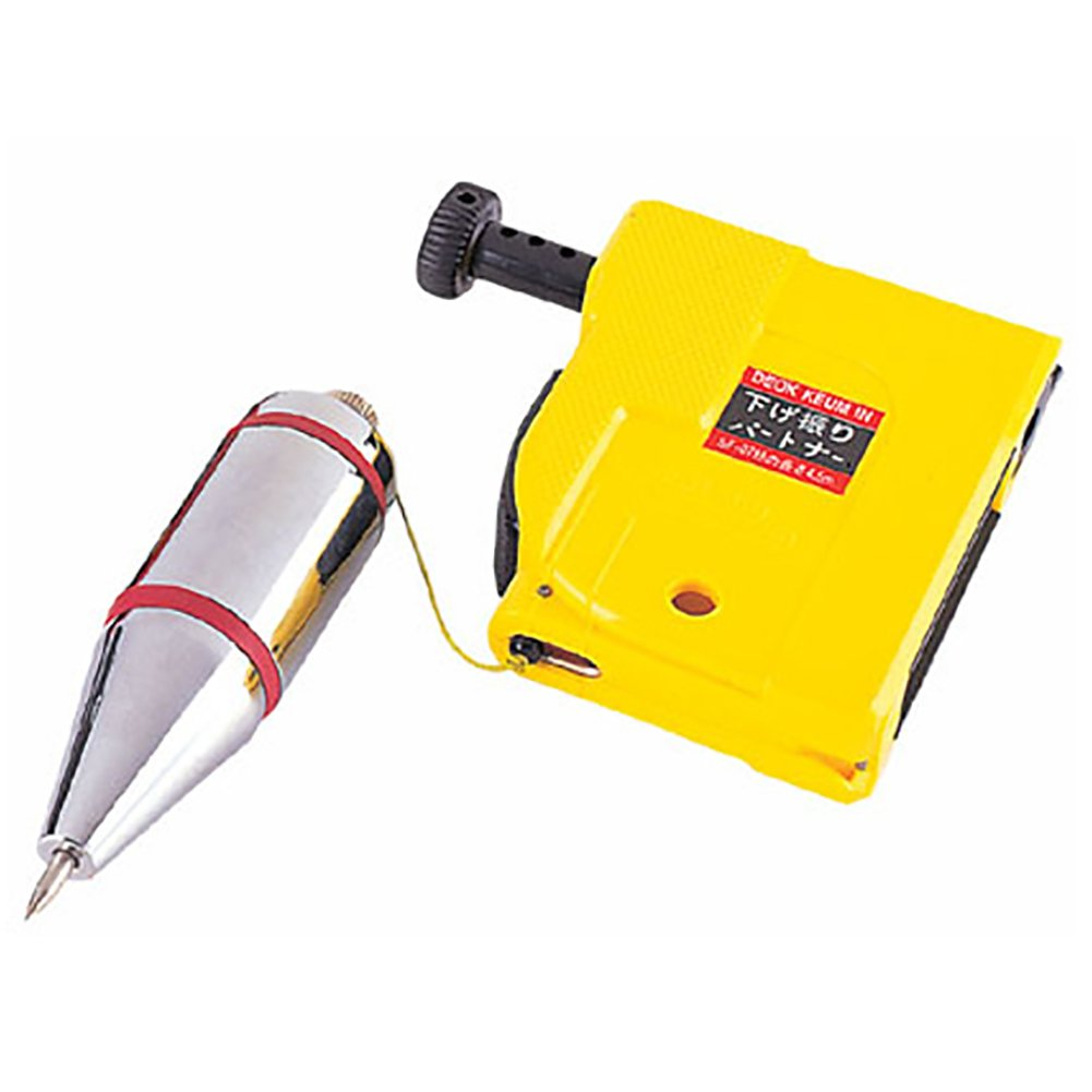 SixTools Stabilizing Magnetic Plumb Bob Level Setter