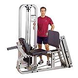 Body Solid SLP-500G/3 Leg Press Machine Stack, 310 lb