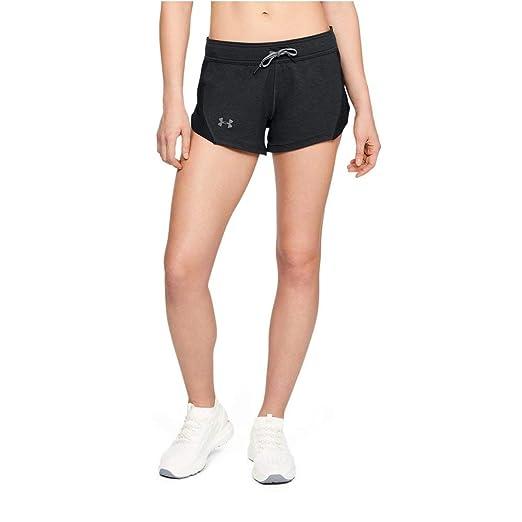 78cc141cc5 Under Armour Women's Featherweight Fleece Shorts