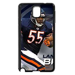 Chicago Bears Samsung Galaxy Note 3 Cell Phone Case Black DIY gift zhm004_8692344