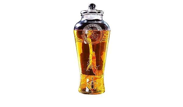 WANG CHUN-Cristalería WH Dispensador De Bebidas De Vidrio ...