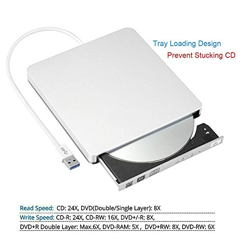smallcar external usb 3 0 dvd drive burner portable cd. Black Bedroom Furniture Sets. Home Design Ideas