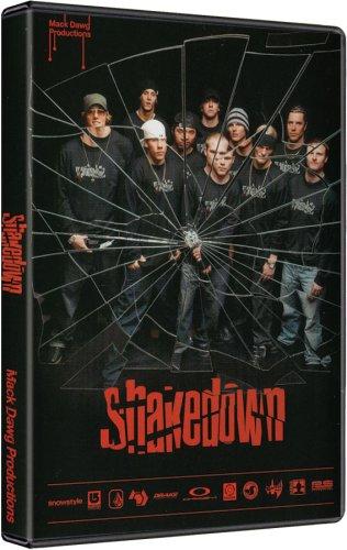 Ally Distribution Mack Dawg Shakedown Snowboard DVD