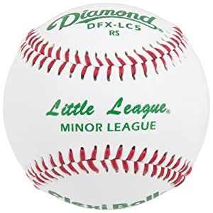 Diamond Little League / Tee Ball Low-Compression Baseballs Tee Ball 12 Ball Pack