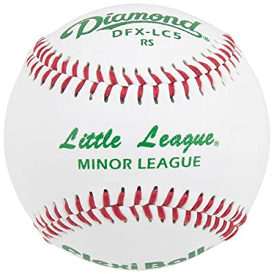 Diamond Little League / Tee Ball Low-Compression Baseballs Tee Ball 12 Ball Pack