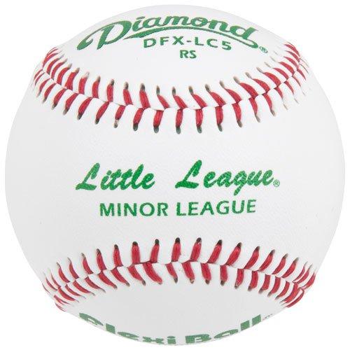 Little League Tee Ball (Diamond Little League / Tee Ball Low-Compression Baseballs Tee Ball 12 Ball Pack)