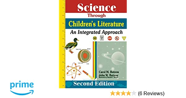 Amazon.com: Science Through Children's Literature: An Integrated ...
