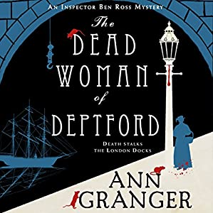 The Dead Woman of Deptford Audiobook