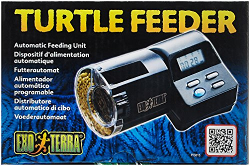 ExoTerra Turtle Automatic Feeder for Amp - Turtle Feeder Shopping Results