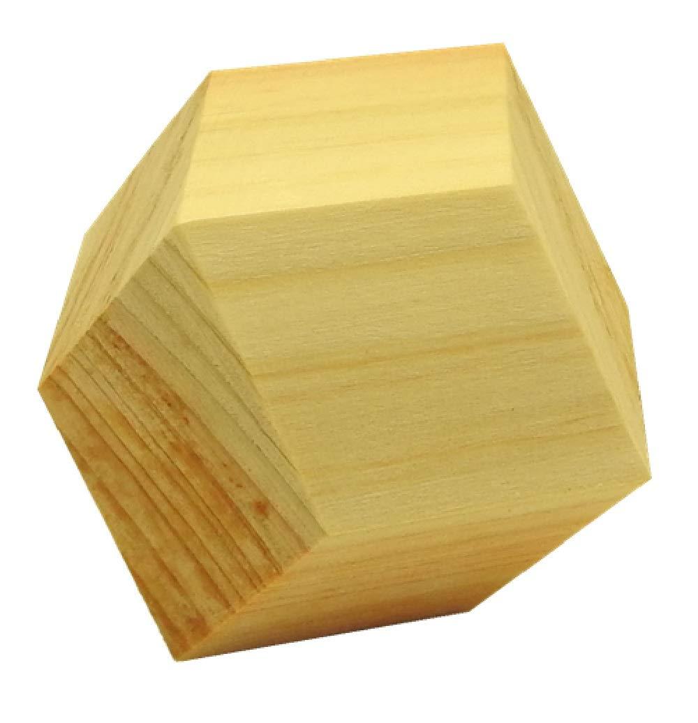 Bois Dod/éca/èdre rhombique