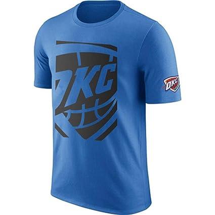 LHKJB Camiseta de Manga Corta de Baloncesto de la NBA Nueva ...