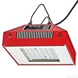 SolarFlare VegMaster 110 LED Grow Light - 85 Watts - 90 to 277 Volts - 80000 Life Hours - 3 Year Warranty - California Lightworks CLW-SF-110-VM