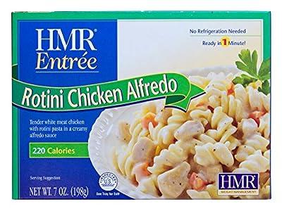 HMR Rotini Chicken Alfredo Entree, 7 oz. servings, 6 count