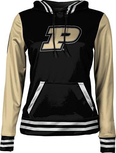 Deco ProSphere Purdue University Girls Zipper Hoodie School Spirit Sweatshirt