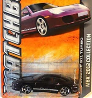 Matchbox Porsche 911 Turbo - Purple 106 of 120
