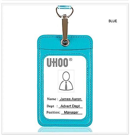 Soporte para identificación de tarjeta de ID Badge Holder ...
