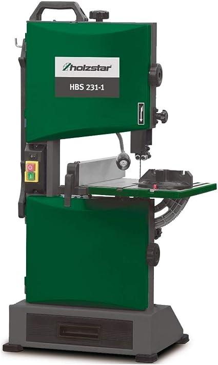Modellbauer Heimwerker 5902423 Holzstar Holzbandsäge HBS 231-1 Bandsäge ideal f