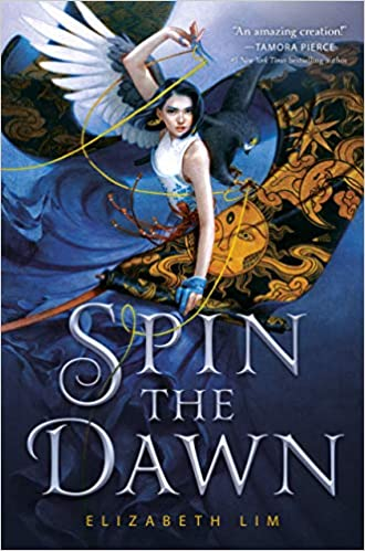 Image result for Spin The Dawn (The Blood of Stars, #1) by Elizabeth Lim