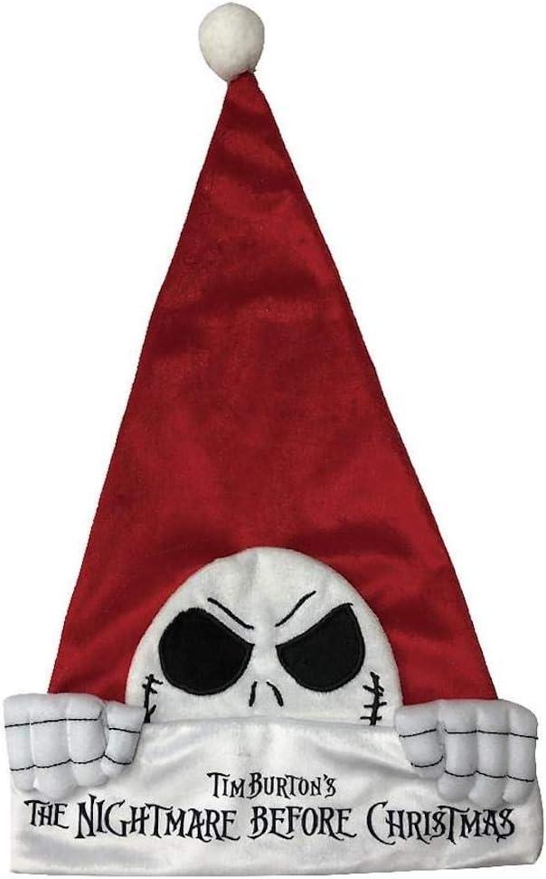 NEW! LICENSED Nightmare Before Christmas Sally Patchwork Velvet Hat