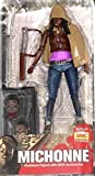 The Walking Dead MICHONNE Action Figure McFarlane Series 6 and AMC Trading Cards