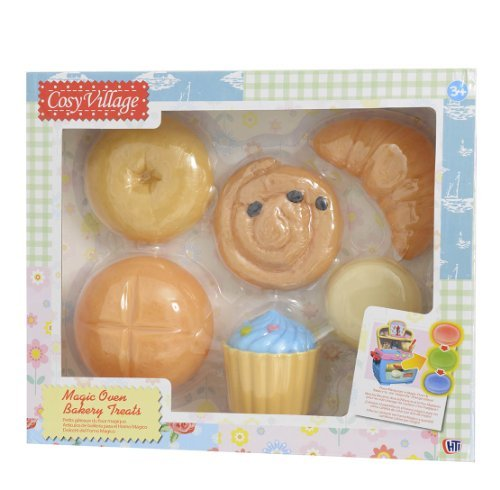 Cosy Village Magic Bakery Treats (Village Sylvanian)
