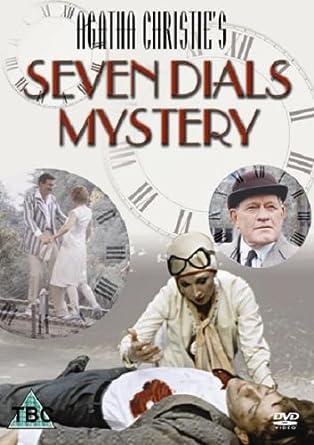 Les sept cadrans (The seven dials mystery) d'Agatha Christie 51s0F38uisL._SY445_