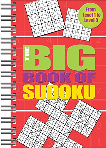 Big Book of Sudoku ()
