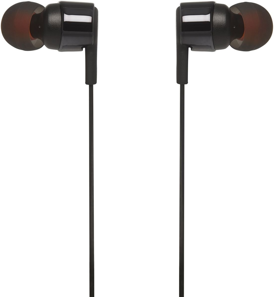 Jbl T210 Signature Sound Pure Bass Headphones In Ear T290 Earphone Gold Earphones With Microphone Black Home Audio Theater
