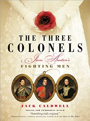 book cover of The Three Colonels