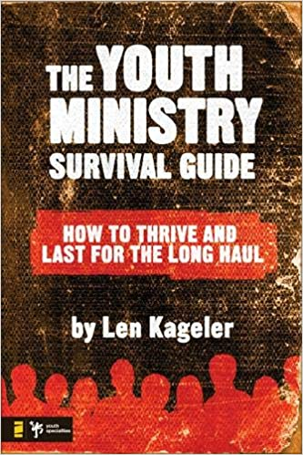 Image result for The Youth Ministry Survival Guide len