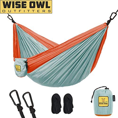 Wise Owl Outfitters Kids Hammock for Camping The...