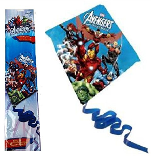 Avengers-Hulk Childrens Diamond Kite Outdoor Toys'. B00KMSOGXM