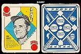 1951 Topps Blue Backs (Baseball) Card# 15 Eddie