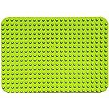 PapiMax Plaques de Construction 38cm X 27cm ( 24 x 17 goujons) vert clair