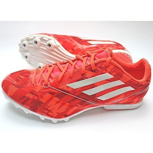 Adidas Adizero MD 2 WC Zapatos Atletismo Unisex incl Clavos Rojo