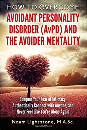 Hookup a man with avoidant personality disorder