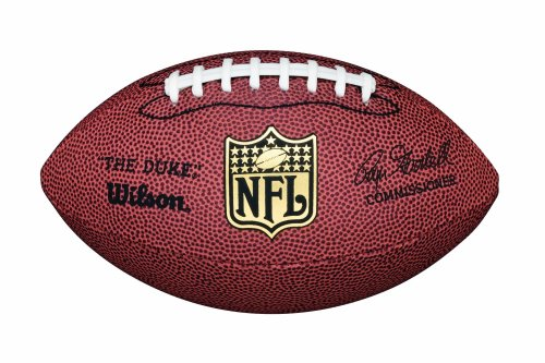 - Wilson NFL Mini Replica Game Football