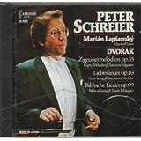 Dvorak: Zigeunermelodien Op. 55, Liebeslieder Op. 83, Biblische Lieder Op. 99